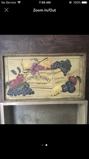 Country Home Sign- farmers market for Sale in Delta, CO