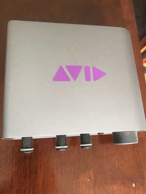 AVID Pro Tools MBox Mini Interface for Sale in Newington, CT