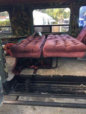 80's Camper van bed seat for Sale in Miami, FL