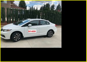 Price$1400 Honda Civic for Sale in Sioux Falls, SD