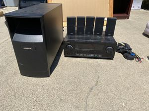Bose Acoustimass Home Theater for Sale in Gilroy, CA