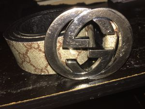 Gucci Belt (Used) for Sale in Dover, DE