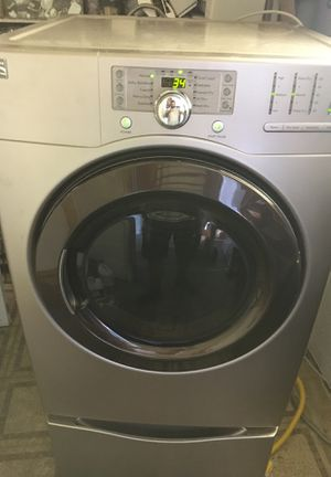 KENMORE WASHER AND DRYER (GAS) for Sale in Jonesboro, GA