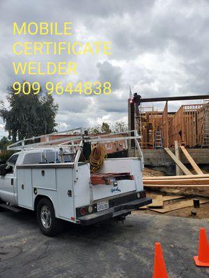 Mobile welder. for Sale in Montclair, CA