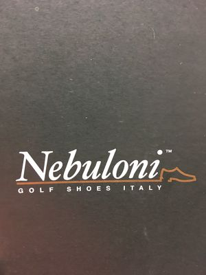 Italian handmade men's golf shoes for Sale in Denver, CO