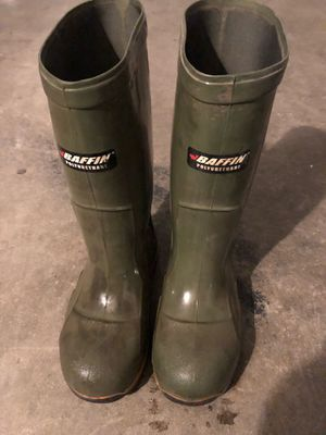 Boots Rubber Baffin for Sale in Denver, CO