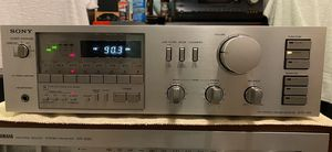 Vintage Sony Stereo Receiver for Sale in Chula Vista, CA