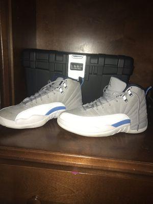 Jordan Retro 12 University Blue Size 7 for Sale in Medford Lakes, NJ