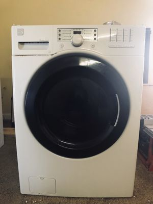 Kenmore Large Washer and dryer frontload for Sale in Greenbelt, MD