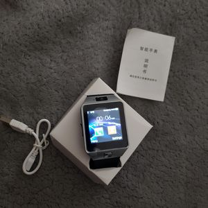 Smart Watch With HD Camera SIM & Memory Card Slot for Smartphones for Sale in Whittier, CA