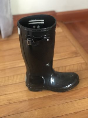Hunter rain boots for Sale in Willingboro, NJ