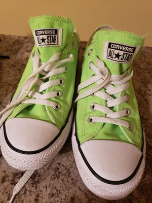 Green Converse for Sale in Lithonia, GA