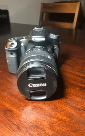 Canon 70D with 18-135mm Kit Lens for Sale in Murfreesboro, TN