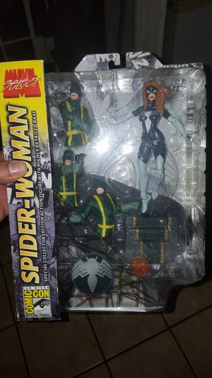 Marvel select spider woman for Sale in Oakland, CA