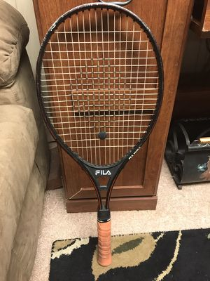 Tennis Racket fila for Sale in Pittsburgh, PA