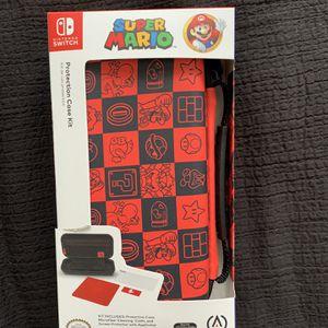Nintendo Swrich Lite Cover Super Mario for Sale in Hanover Park, IL