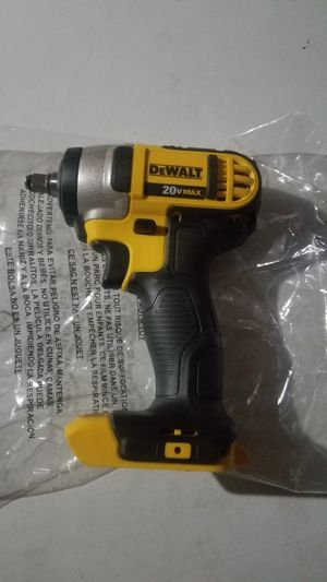 """Dewalt 20v Max 3/8"""" impact wrench (tool only ) for Sale in Riverside, CA"""