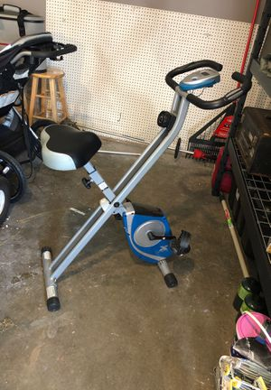 Terrace stationary bike for exercise for Sale in Columbia, TN