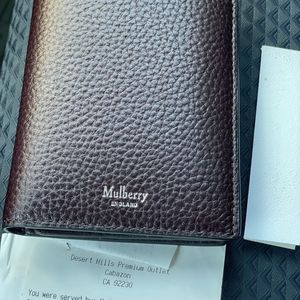 Mulberry Wallet $160 for Sale in Los Angeles, CA