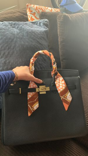 Not Hermès Berkin Bag Brand New with logo for Sale in Highland Beach, FL