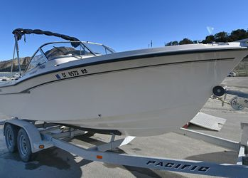 2004 Grady White 20 Ft Yamaha 150hp 140 hours for Sale in Los Angeles,  CA