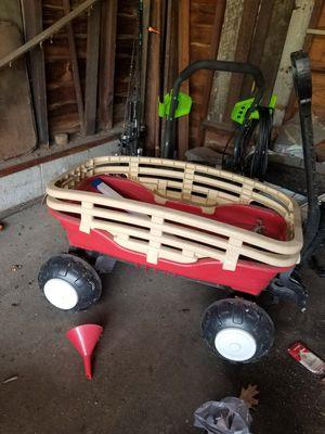 Off brand plastic wagon for Sale in Marietta, OH