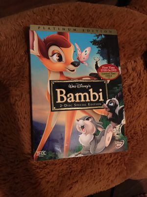 Bambi Platinum Edition for Sale in Peoria, AZ