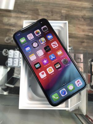 iPhone X 256gb unlocked for Sale in Seattle, WA
