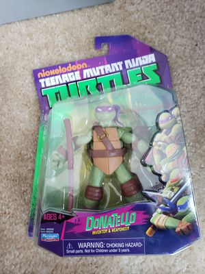 Tmnt action figures/ dc new 52 action figures for Sale in Los Angeles, CA