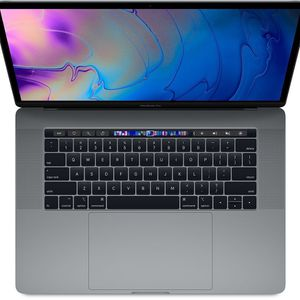 """MacBook Pro 15"""" 15,1 (2019) 2.4 GHz 8-core i9 16 GB RAM Space Gray Touch Bar for Sale in Boca Raton, FL"""