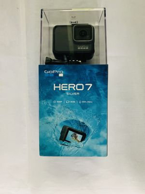 GoPro Hero 7, Silver 4K/30 - Factory Sealed for Sale in Creve Coeur, MO