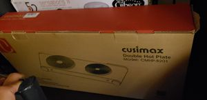 Cusimax double hot plate for Sale in Everett, WA