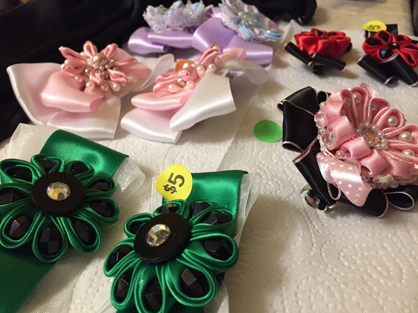 Hand made beauties - hair bows