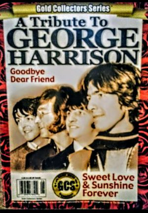 A rare Loving tribute to George Harrison Mag for Sale in Phoenix, AZ