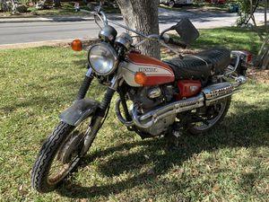 Honda cl350 for Sale in San Antonio, TX