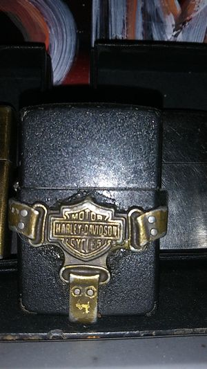 Vintage harley davidson zippo XII for Sale in Dickinson, TX