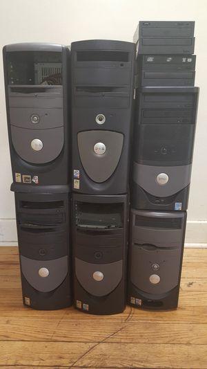 Dell Towers: Dimension 4500/ Dimension 3000/ Precision 340/ Optiplex GX 270/Optiplex GX 270/ Optiplex 170L for Sale in Paducah, KY