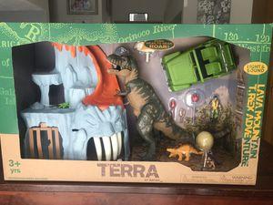 Brand New Kids TERRA DINO playset toy set $30 for Sale in Minneapolis, MN