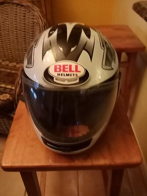 Bell motorcycle helmet med size for Sale in SUNNY ISL BCH, FL