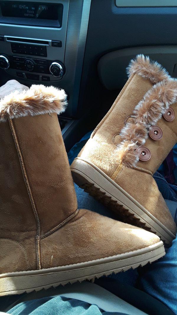 Babe fashon boots size 6