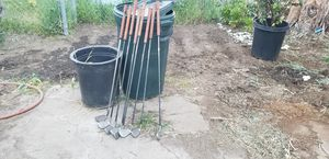 Golf clubs $15 or best offer for Sale in Wildomar, CA