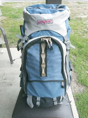 Jansport Peregine 52 Back Packing Backpack - Camping Hiking for Sale in Mission Viejo, CA