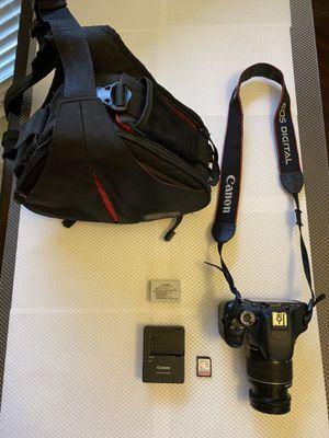 Canon EOS Rebel T3i DSLR for Sale in Zephyrhills, FL