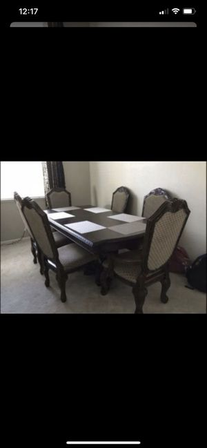 Heavy quality dinning table for Sale in Stockton, CA