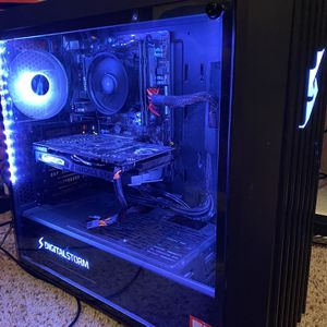 selling digital storm lynx gaming pc for Sale in Yakima, WA