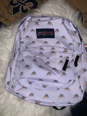 Jansport Rainbow Backpack for Sale in San Francisco, CA