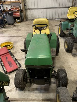 John Deere 317 garden tractors for Sale in Renton, WA