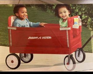 Car Wagon, Padded Seat with Seat Belt Brand New for Sale in Miami, FL