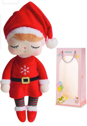 Conzy Stuffed Baby Doll for Girls Super Soft Buddy Cuddly Baby Girl Gifts wtih Gift Bag 13 Inches in Standing for Sale in Beaverton, OR