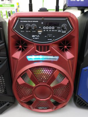 PORTABLE BLUETOOTH SPEAKERS WITH FREE KARAOKE AND REMOTE CONTROL for Sale in South Houston, TX